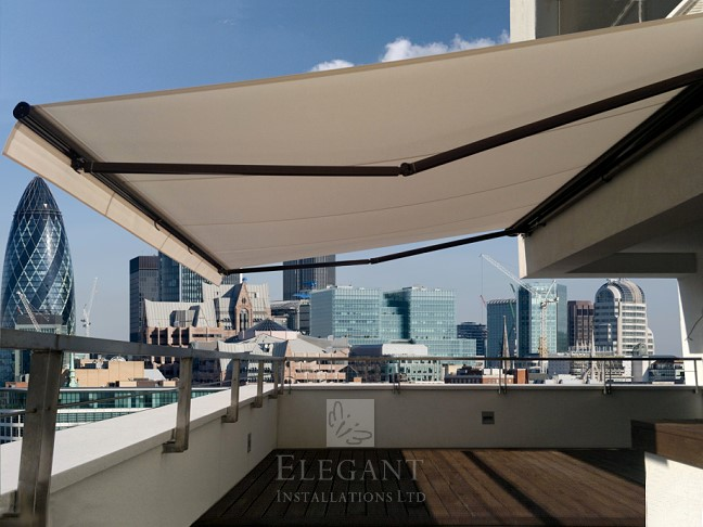 Eclipse E501 Electric Patio Awning